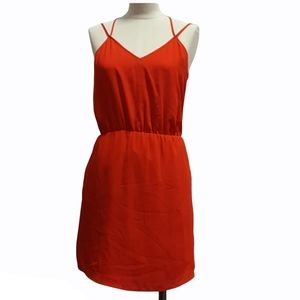 Banana Republic Orange Dress Size 2 (AU 8)